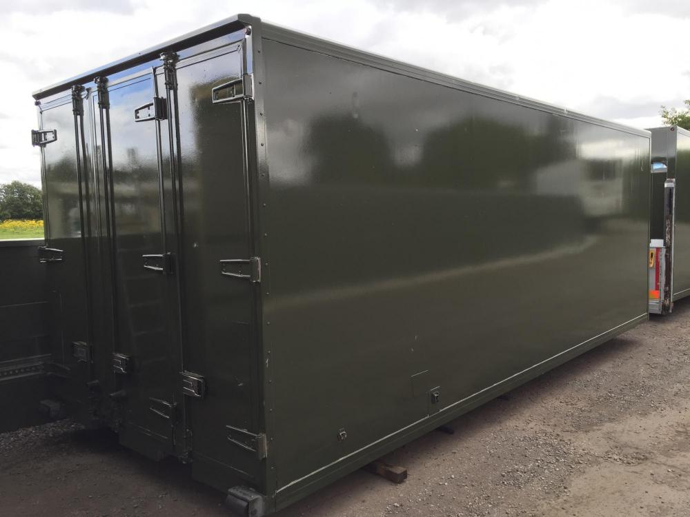 insulated storage Containers for Sale ABC Storage Solutions Ltd